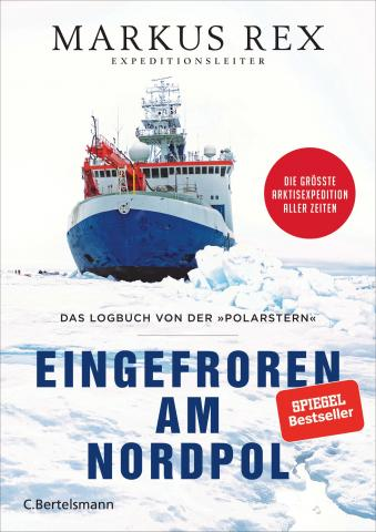 Cover Eingefroren am Nordpol